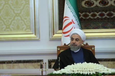 روحانی: مصمم به حرکتی نو در روابط دوجانبه هستیم/ زمینههای مناسب گسترش همکاریهای ایران و ترکمنستان