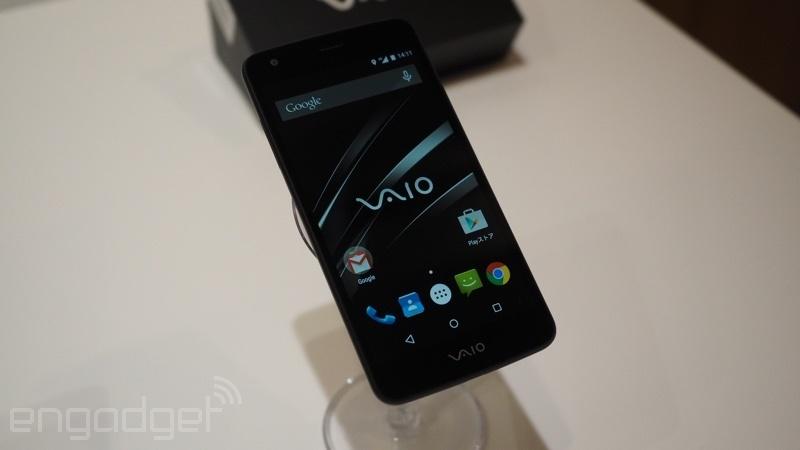 گوشی هوشمند وایو 420 دلاری را ببینید