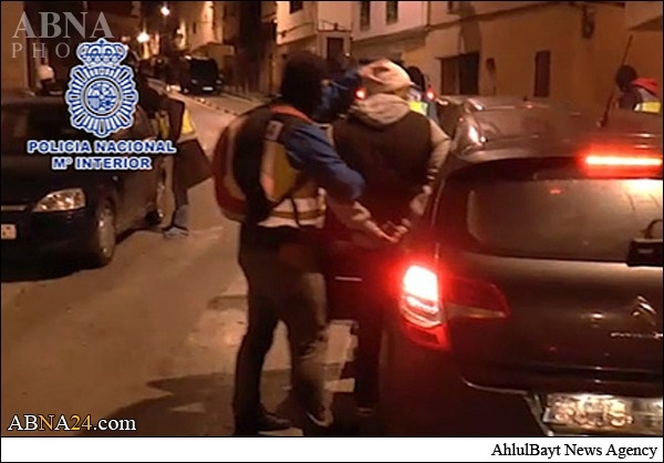 داعش,اسپانیا