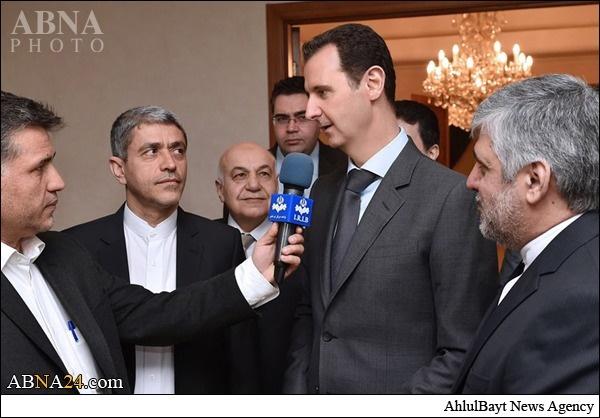 بشار اسد,سوریه