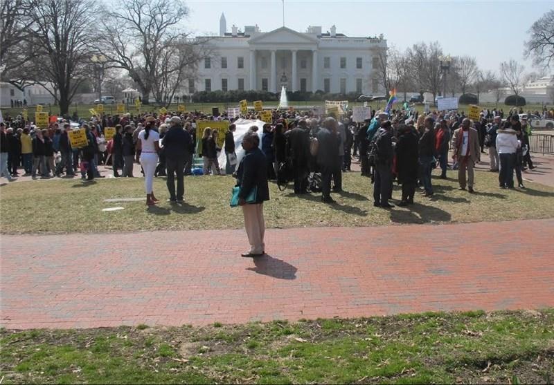 ایران و آمریکا,کاخ سفید