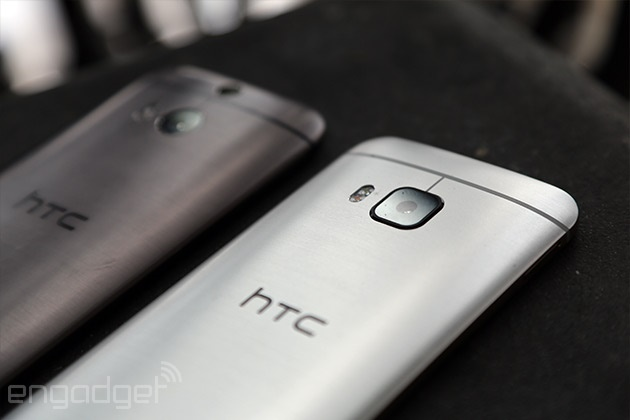 مزایا و معایب گوشی زیبای اچ تی سی وان M9