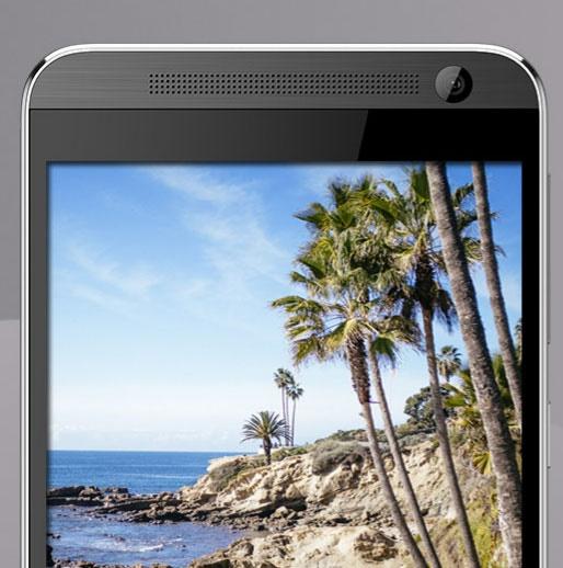 تصاویری از گوشی جدید اچ تی سی وان +E9