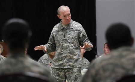 ژنرال دمپسی تصمیم ترامپ را «بسیار خطرناک» توصیف کرد