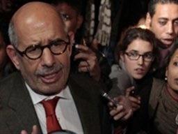 محمد البرادعی,محمود احمدی نژاد