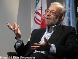 فتنه حوادث پس از انتخابات خرداد88 ,محمدجواد لاریجانی