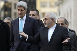 مذاکرات هسته ایران با 5 بعلاوه 1, محمدجواد ظریف, جان کری