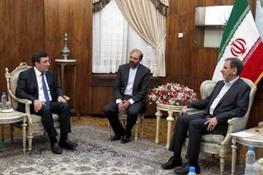 ترکیه,اسحاق جهانگیری,ایران و ترکیه