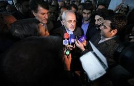 محمدجواد ظریف,رجب طیب اردوغان