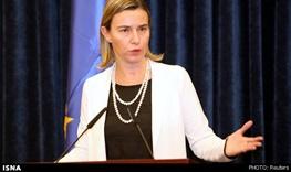 فدریکا موگرینی, مذاکرات هسته ایران با 5 بعلاوه 1