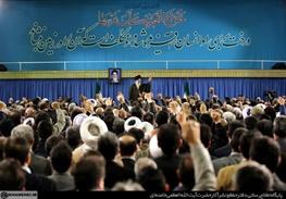 دوستداران محیط زیست,محیط زیست,آیتالله خامنهای رهبر معظم انقلاب