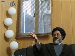 سیدرضا اکرمی,محمود احمدی نژاد
