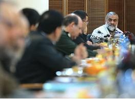 بسیج,سردار محمد رضا نقدی