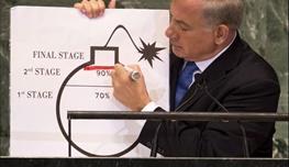 ایران و اسرائیل, ایران و آمریکا