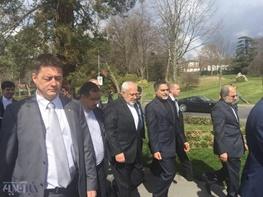 محمدجواد ظریف, مذاکرات هسته ایران با 5 بعلاوه 1