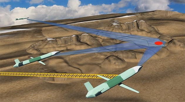 «لشگر پهپاد» نقشه جدید دارپا برای پیروزی در نبردهای هوایی آینده