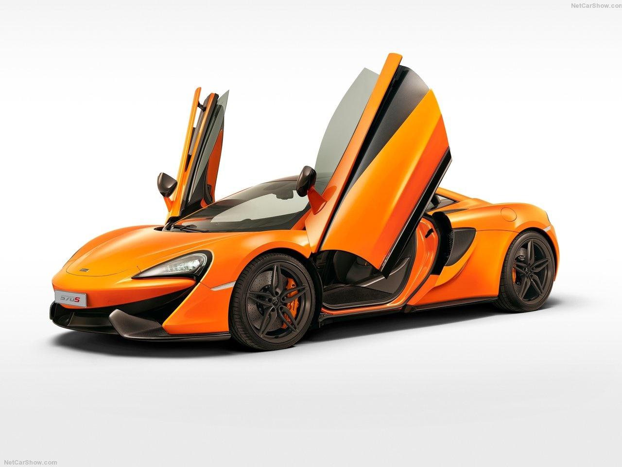 570 اس، کاربردیترین و دستیافتنیترین خودروی مکلارن!