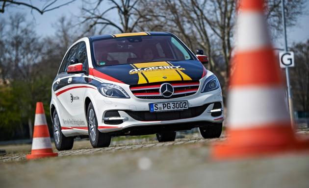 روش جدید آموزش رانندگی برای نوجوانان آلمانی در طراحی جدید دایملر