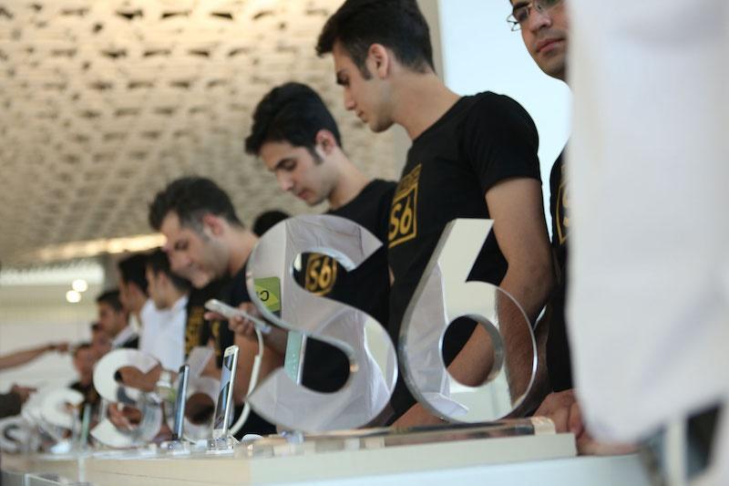 گلکسی اس۶ سامسونگ در ایران