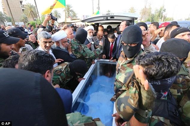 داعش,صدام حسین,عراق