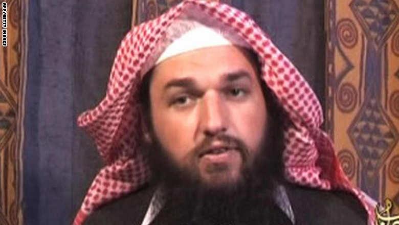تصاویری از سخنگوی آمریکایی القاعده که هلاکت او به تایید آمریکا رسید