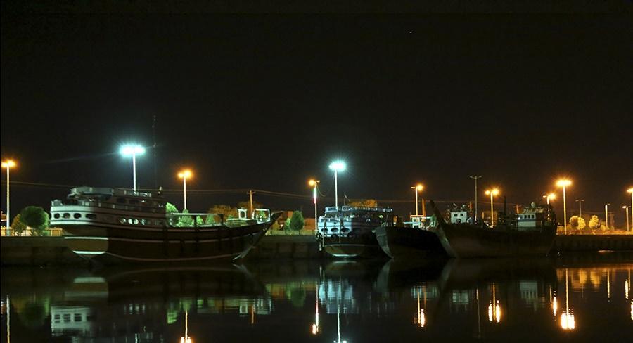 تصاویری از شبهای کارون