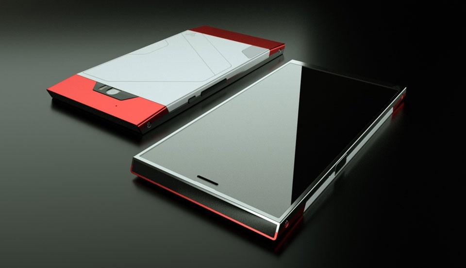 تصاویری از یک گوشی هوشمند فوق العاده زیبا و منحصربفرد؛ محکم تر از فولاد