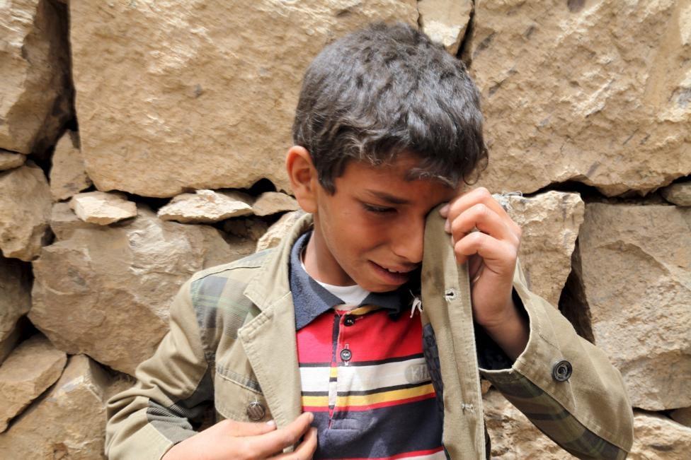 کسی برای کودکان یمنی قطعنامه صادر نکرد/ چرا اقدام سعودی، جنایات جنگی و جنایات علیه بشریت است؟