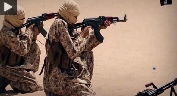 """داعش با انتشار این تصاویر خبر داد:  تاسیس """"ولایت صنعا"""" در یمن/با سربریدن به سراغ شما آمدهایم"""