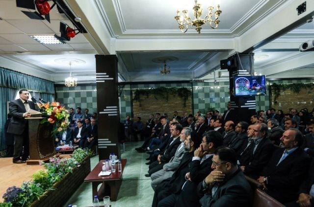 تودیع و معارفه رییس سازمان ثبت احوال با حضور نایب رییس مجلس