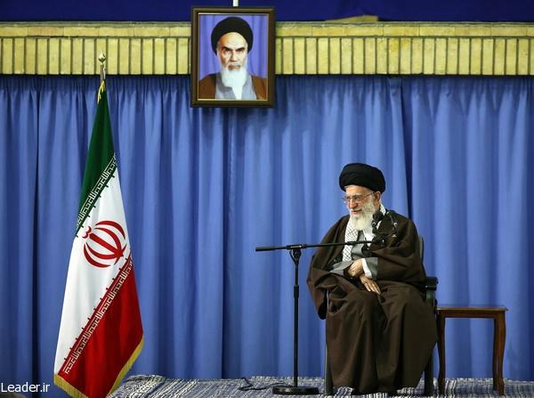 آیتالله خامنهای رهبر معظم انقلاب,نیروی انتظامی