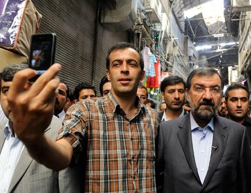 محمود احمدی نژاد,سید حسن خمینی,محمد رضا عارف,علی لاریجانی
