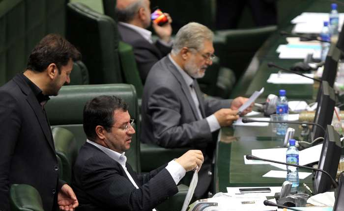 حاشیه های تصویری جلسه علنی مجلس