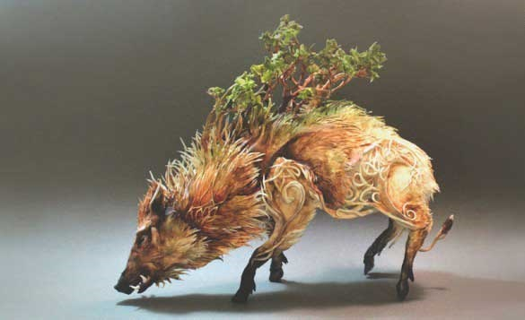 حیواناتی از جنس گیاه