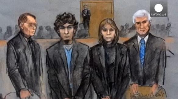 حبس ابد یا اعدام در انتظار عامل بمبگذار بوستون
