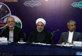 مذاکرات هسته ایران با 5 بعلاوه 1,سرمایهگذاری مولد,حسن روحانی,سفرهای استانی دولت