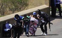 کنیا,گروگانگیری