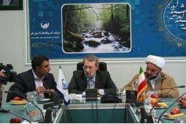 علی لاریجانی,کم آبی خشکسالی