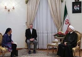 قیمت نفت,حسن روحانی,ایران و ونزوئلا