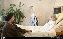ابوالقاسم خزعلی,سید حسن خمینی