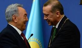 قزاقستان,ترکیه