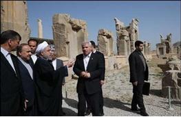استان فارس, حسن روحانی, سفرهای استانی دولت