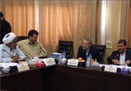 استانیشدن انتخابات,علی لاریجانی