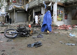 افغانستان,حمله انتحاری