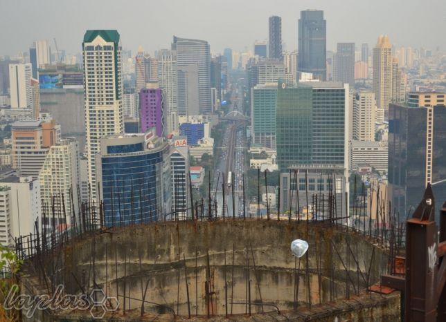 بلندترین آسمان خراش متروکه جهان