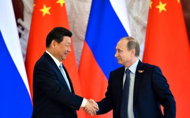 رهبران روسیه و چین قول دادند یکدیگر را هک نکنند!