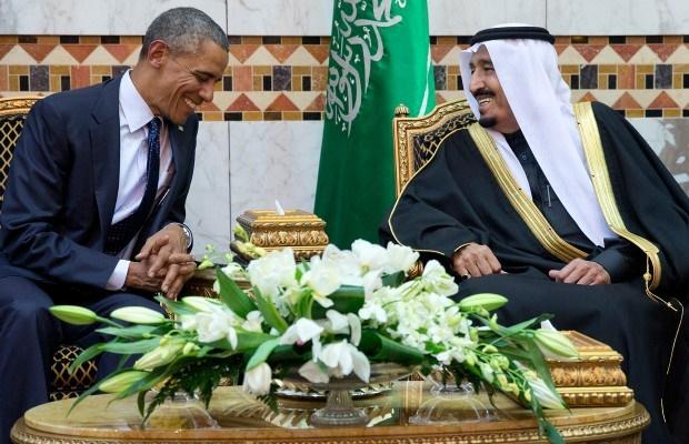 اوباما، کمپ دیوید و شیوخ بیمار