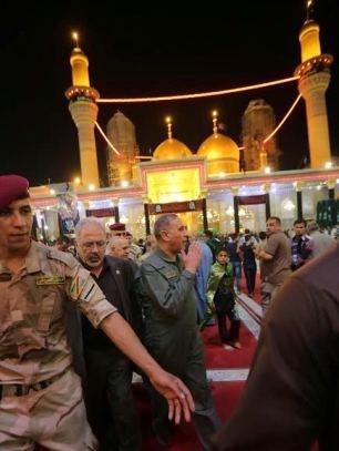 عتبات عالیات عراق,عراق