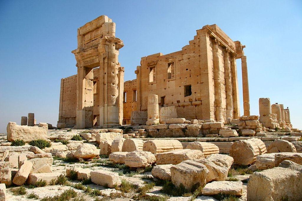 سایه بلدوزر داعش بر سر دومین شهر اشکانی