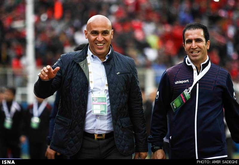 منصوریان :اتفاقات آن 8 دقیقه تلخ تا ابد تاریخ فوتبال ایران را آزار می دهد!